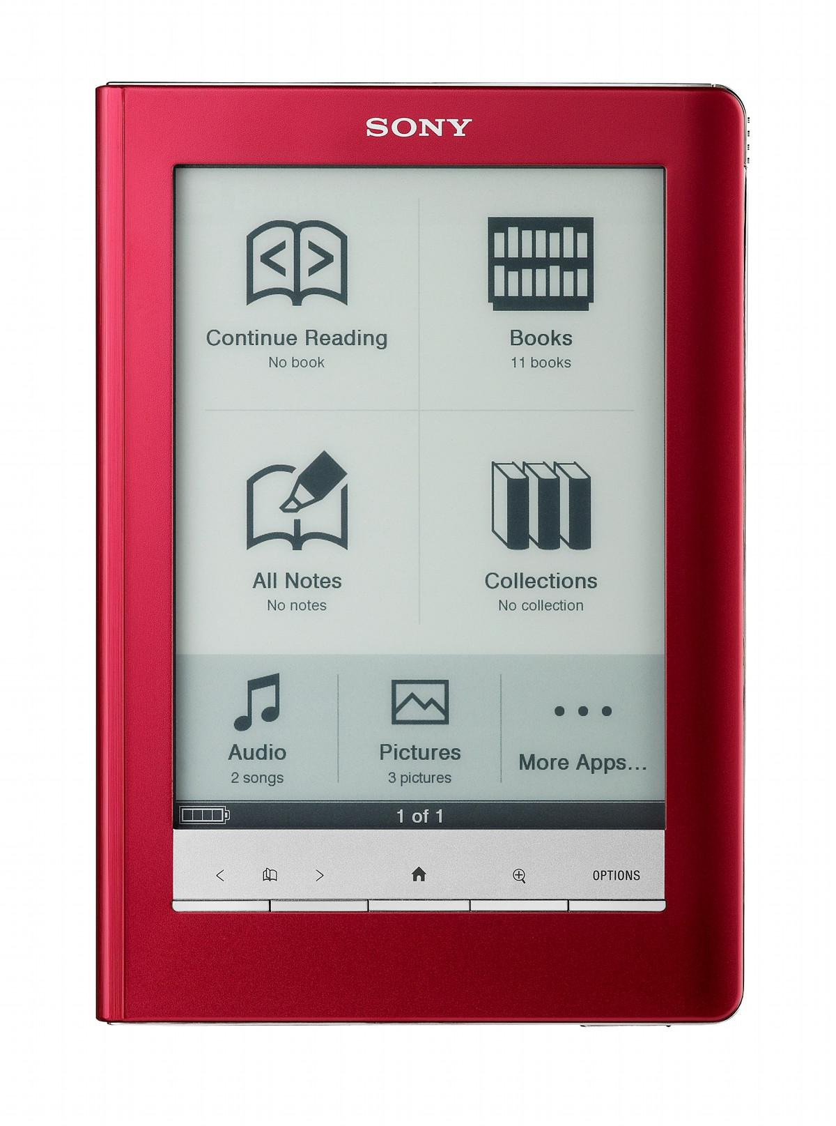 ebook sony reader prs t3