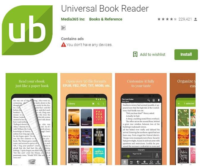 epub reader converter to pdf