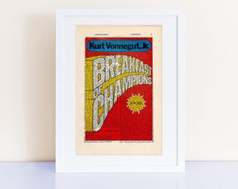 breakfast of champions kurt vonnegut epub