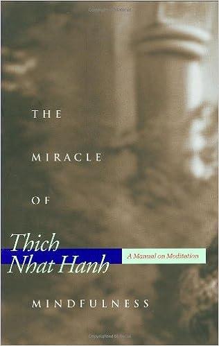 the miracle of mindfulness epub