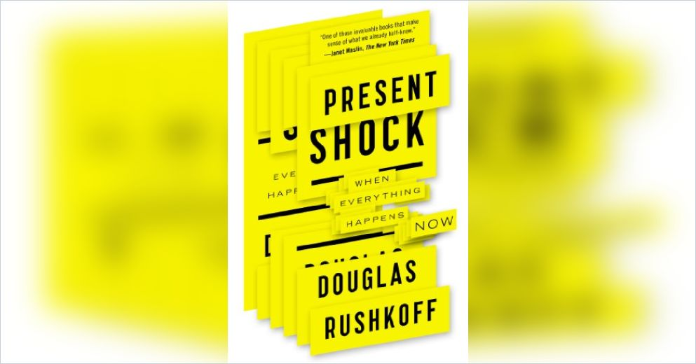 douglas rushkoff present shock epub