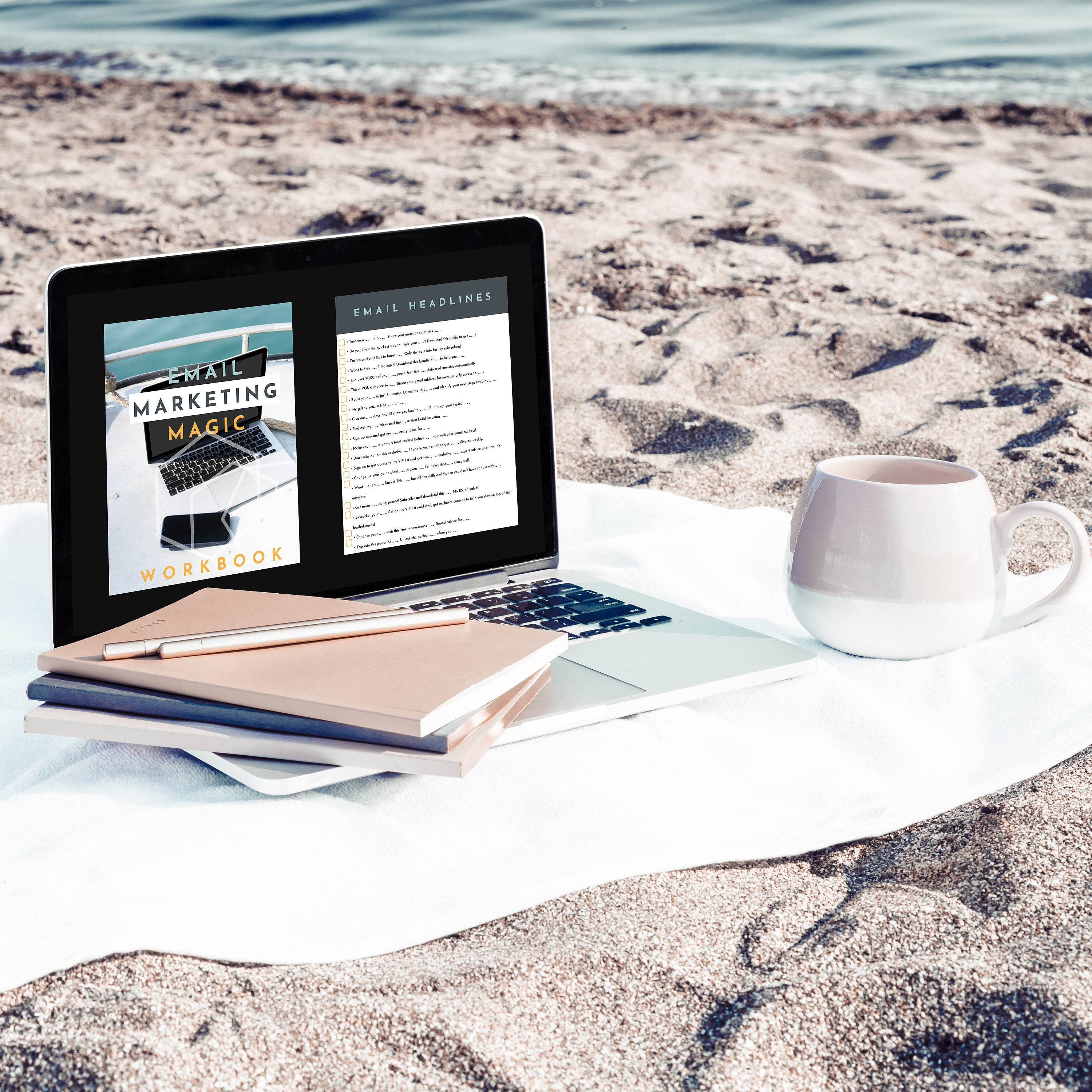 e-mail marketing with ebook
