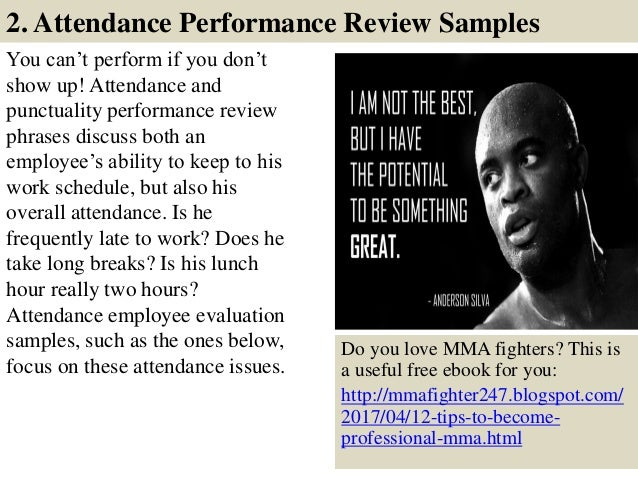effective phrases for performance appraisals ebook