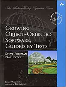 growing object oriented software guided by tests ebook
