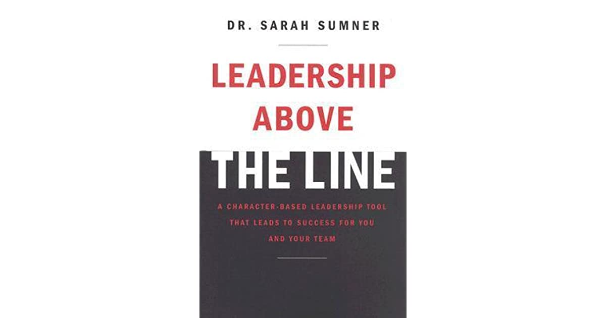 leadership above the line ebook