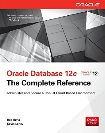 oracle database 12c the complete reference ebook