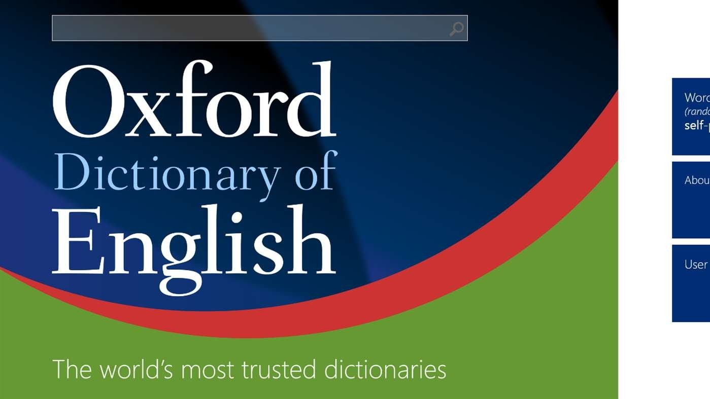 oxford dictionary ebook free download