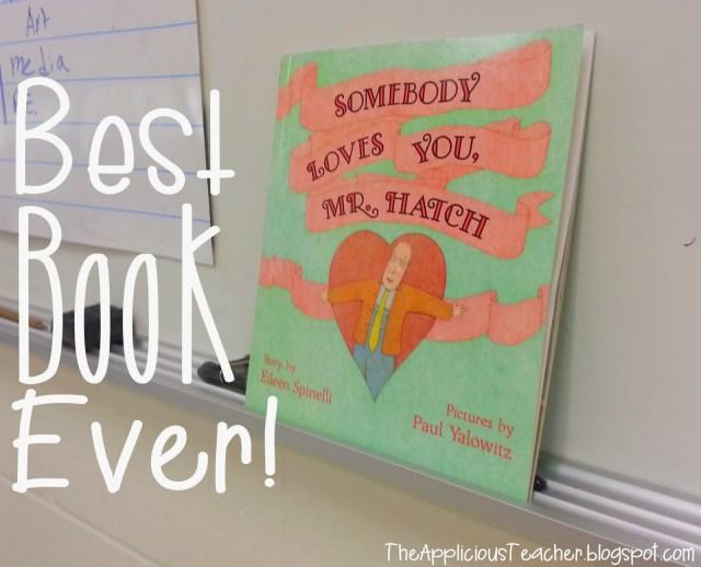 somebody loves you mr hatch ebook
